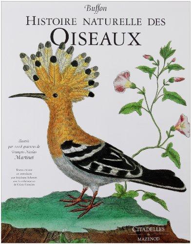 Histoire naturelle des oiseaux par Buffon