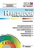 Handbuch für das Maler- und Lackiererhandwerk 2013/2014