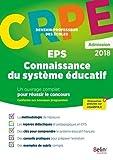 Image de EPS - Connaissance du système éducatif : Epreuve orale d'admission CRPE