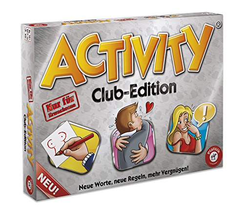 GeschenkIdeen.Haus - Activity Club Edition - Erotic- Ü18
