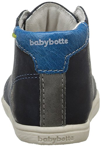 Babybotte Fregate, Chaussures Bébé marche bébé garçon Bleu (058 Marine)