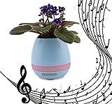 Pot de fleurs original Bluetooth tactile Voumey -...