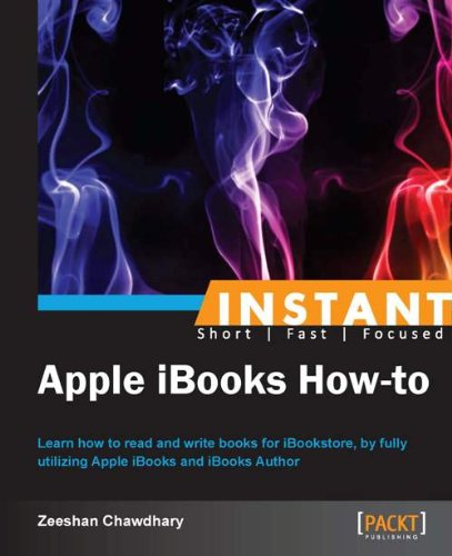 Instant Apple iBooks How-to (Ibook Pc)