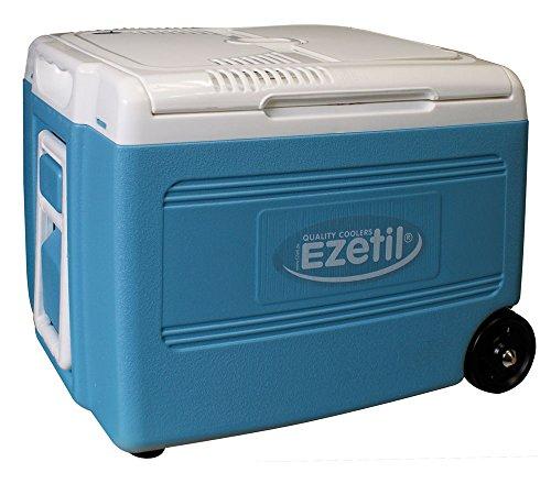Ezetil 776299E40rolcooler Kühlschrank für Auto, 12/230V,–EEI–, A