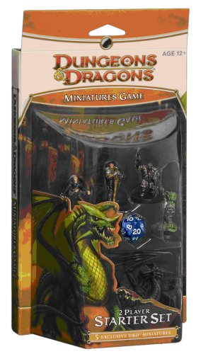 D&d Miniatures Game Starter (D&d Miniatures Product), used for sale  Delivered anywhere in UK