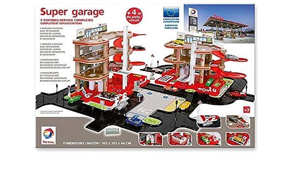 Total Super Garage Complet Double Parking Et Station Service