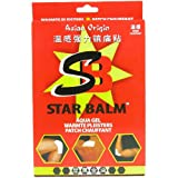 Star Balm Warm Plasters 4-Pack