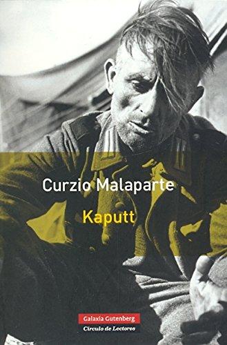 Kaputt (Rústica) por Curzio Malaparte