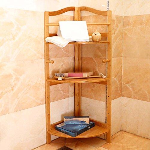 MENA HOME/ Bamboo Shelf Shelf Cuarto de Baño Sanitary Floor Piso Sanitario Shelf Shelf Shelf