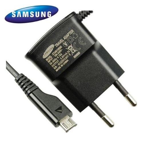 Samsung ETADU10EBE - Cargador de móvil de red para Galaxy (S, S2,...