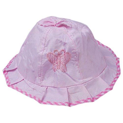 TOOGOO(R) Stilvolle Baby-Kleinkind-Sun-Hut-Kappe Sommer Cotton ()