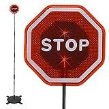 Grundig aide au stationnement Panneau Stop LED Park Assistant