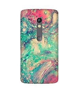 Galaxy Print Motorola Moto X Play Case