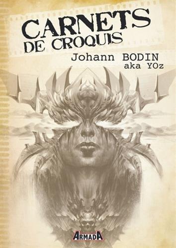 Carnets de croquis : Johan Bodin