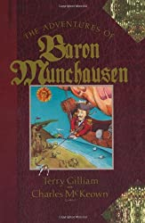 The Adventures Of Baron Munchausen: The Illustrated Novel (Applause Screenplay Series): The Novel