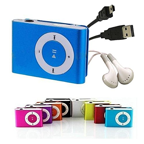 Angelo Caro Fashoin con Clip in metallo, con Mini USB, lettori MP3 e lettori multimediali 1-8GB di memoria Micro SD TF
