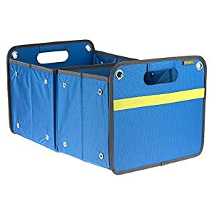 Faltbox Outdoor, Mediterran Blau / Uni