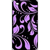 Coque apple iphone 4s baroque mauve