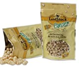 LandSnack Popcorn mit Leber 12 x 100g - Hundepopcorn