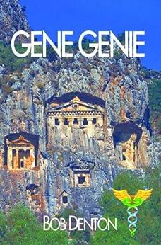 Gene Genie (Tom Carter series Book 2) (English Edition) di [Denton, Bob]