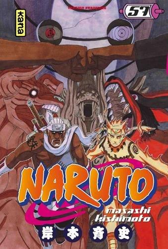 Naruto Vol.57