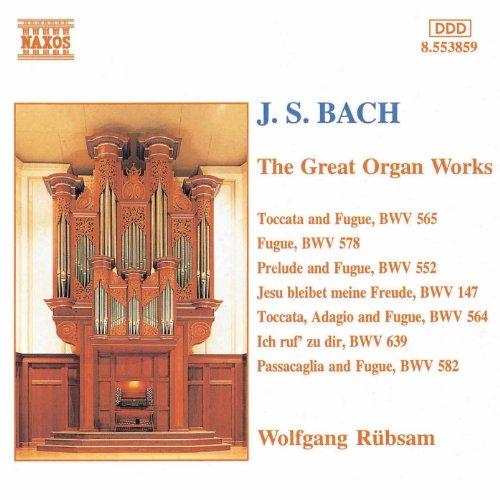 Bach, J.S.: Great Organ Works