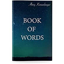 Book of Words (English Edition)