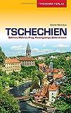 Reiseführer Tschechien: Böhmen, Mähren, Prag, Riesengebirge, Bäderdreieck (Trescher-Reiseführer) - André Micklitza