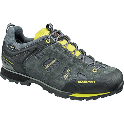 Mammut Ayako Low GTX Men (Backpacking/Hiking Footwear) (Low) graphite-yellowstone
