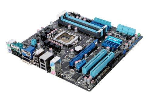 Asus P7Q57-M Mainboard Sockel LGA1156 Micro ATX DDR3 Speicher