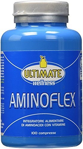 Ultimate Italia Aminoflex Aminoacidi con Vitamine - 100 Compresse