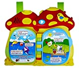 #2: Toyshine Musical Learning Book with Dual Full HD Projector, Stories, lullaby