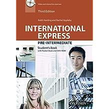 International Express Pre-intermediate : Student's Book Pack (1DVD)