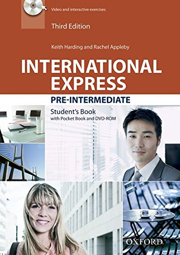 International Express Pre-Intermediate. Student's Book Pack - 3rd Edition (International Express Third Edition)