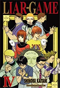 Liar Game Edition simple Tome 4