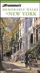 Frommer's Memorable Walks in New York by Reid Bramblett (2003-03-24)