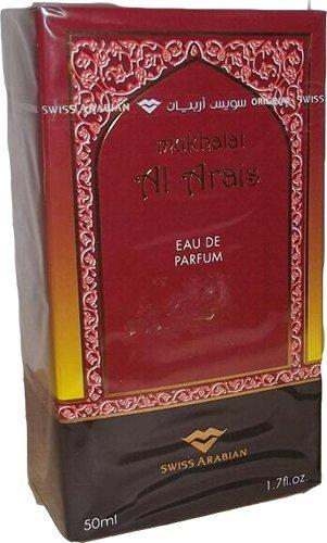 Mukhalat Al Arais by Swiss Arabian Perfumes Eau De Parfum 50ml by Swiss Arabian