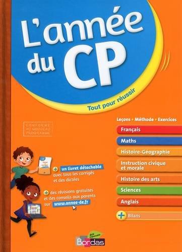 L'Anne du CP - Toutes les matires