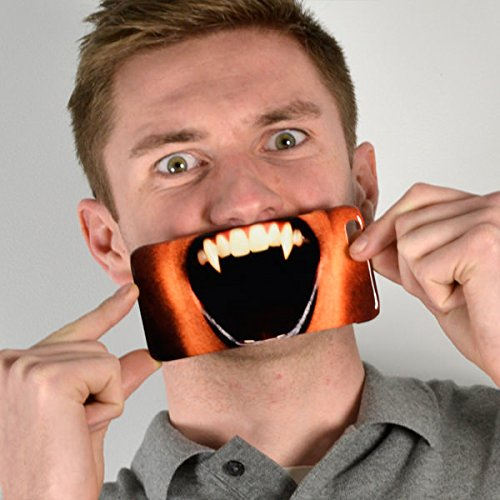 iPhone Vampire Handy Face