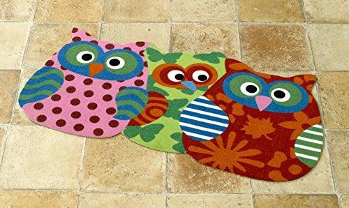Zala Living 102017 Teppich Konturteppich, Polyamid, bunt, 40 x 80 x 0,5 cm (1/2-teppich)