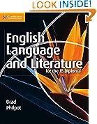 #9: English Language and Literature for the IB Diploma