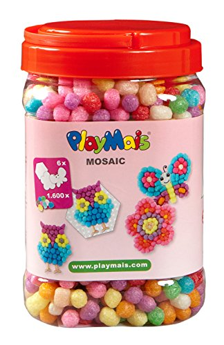 PlayMais 160572 - Mosaic 1.600 Girls Bastelset Preisvergleich