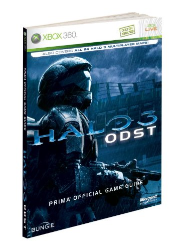 Halo 3: ODST: Prima's Official Game Guide (Prima Official Game Guides)