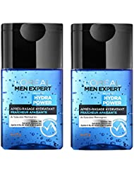 L'Oréal Men Expert Hydra Power Gel Après-Rasage 125 ml - Lot de 2