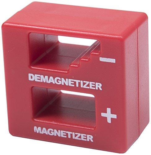 CON:P Magnetisierer/Entmagnetisierer für Schrauben und metallerne Kleinteile, 1 Stück, B20698