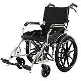 Wheelchair Folding lightweight wheelchair Senior travel wheelchair Multi-functional wheelchair Travel trolley