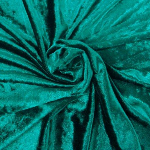 Grüne Stoff Solide 62