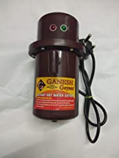 Ganesh Polymers (Manufacturer) 1 L Portable Geyser (Multicolour)