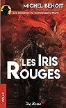 Les iris rouges par Benoit