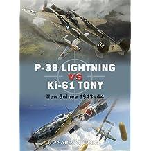 P-38 Lightning vs Ki-61 Tony: New Guinea 1943-44 (Duel)